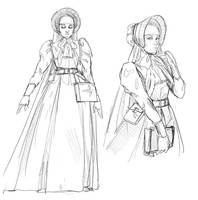 DnD 5e Character design cleric Candela