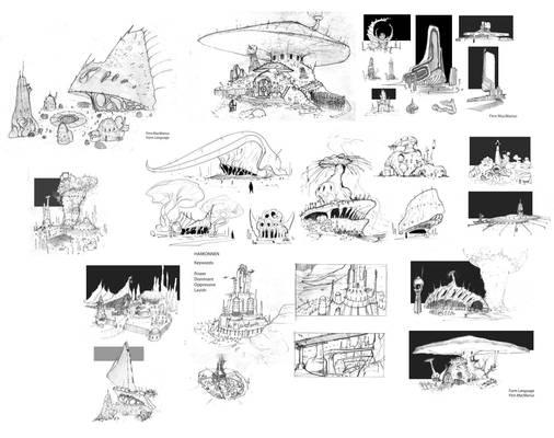 Form Language Sketches