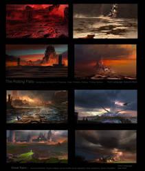 Worldbuilding Thumbnails by fmacmanus