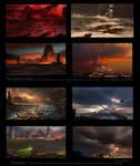 Worldbuilding Thumbnails