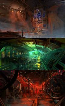Underground City II