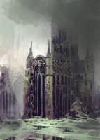 Unholy Church by fmacmanus