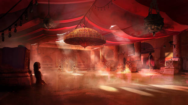 Scarlet Chamber