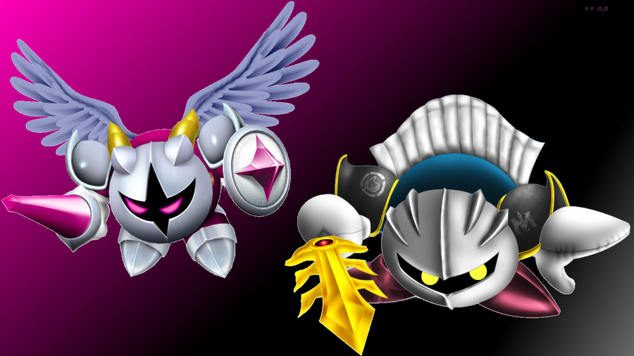 Meta Knight And Galacta Knight | www.imgkid.com - The ...