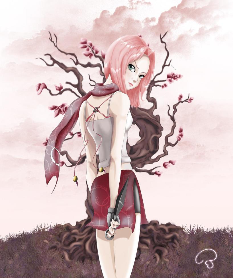 Sakura Haruno by Selexia1 on DeviantArt
