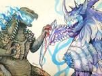 Godzilla vs Tyrant