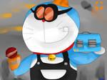 TF2 Doraemon Engineer
