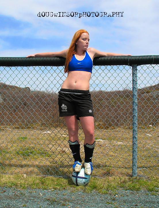 Soccer Chic by christine-xo
