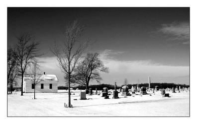 Dark Churchyard