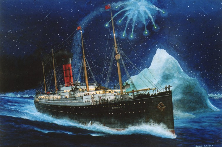 Rushing To Save The Titanic By 121199 On Deviantart