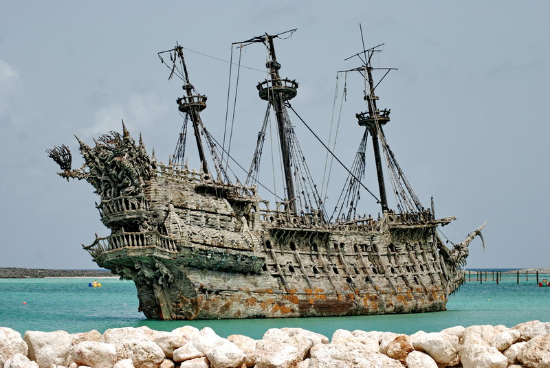 Flying Dutchman By On DeviantArt - Pirate ship cruise