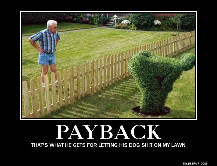 Payback Meme | lol-rofl.com