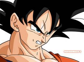 Goku by noname37