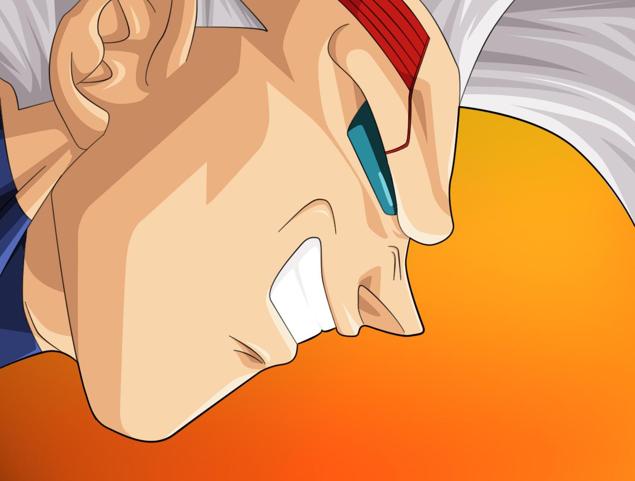 Dragon Ball GT Bebi