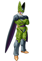 Perfect Cell by noname37