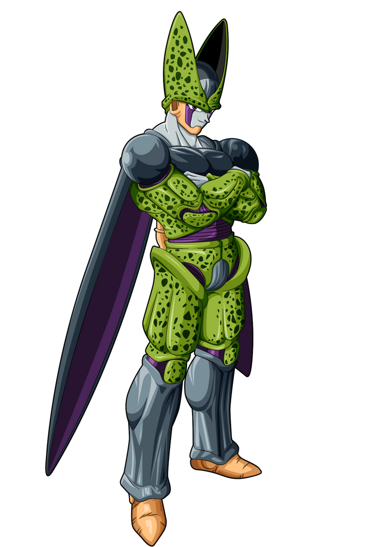 how tall is perfect cell