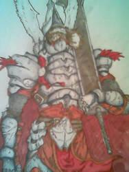 Weathered Armor