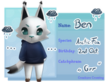[CC] Ben - Application -