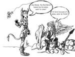 Demon Toon and Randy Rhoads