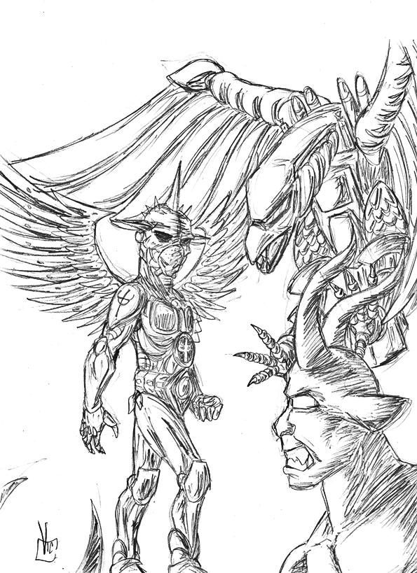 Demonizer -sketch