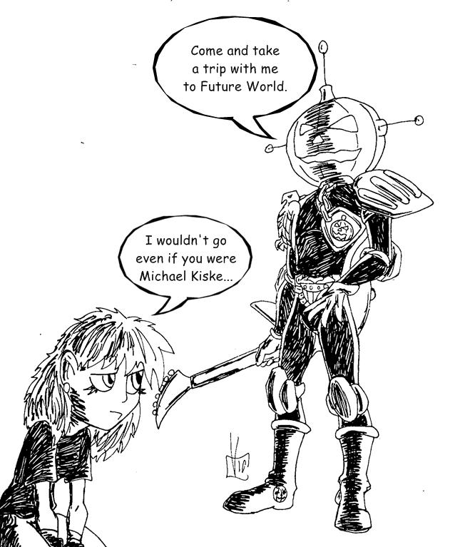 Future World -toon