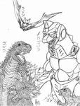 Godzilla vs MechaG II 1.0