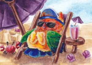 Beach Time [ATC]
