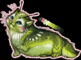 Kittenpillar 2 by kitfaced