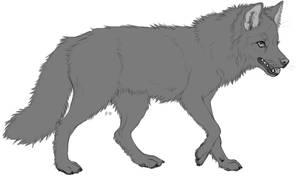 Wolf lines (P2U)