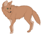 Maned wolf (P2U!)