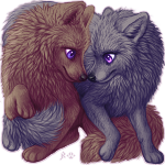Fox Couple (p2u)