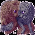 Fox Couple (p2u)
