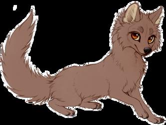 Lanky Fox (P2U) by kitfaced