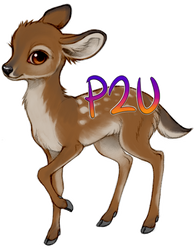 Fawn (P2U) by kitfaced