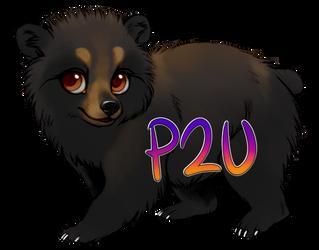 Black Bear (P2U) by kitfaced