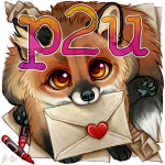 Foxxy Valentine Icon (P2U base)