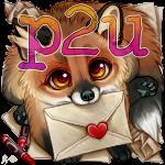 Foxxy Valentine Icon (P2U base) by kitfaced