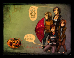 Death to the Pumpkin by z-nao-factor