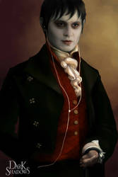 Barnabas Collins by z-nao-factor