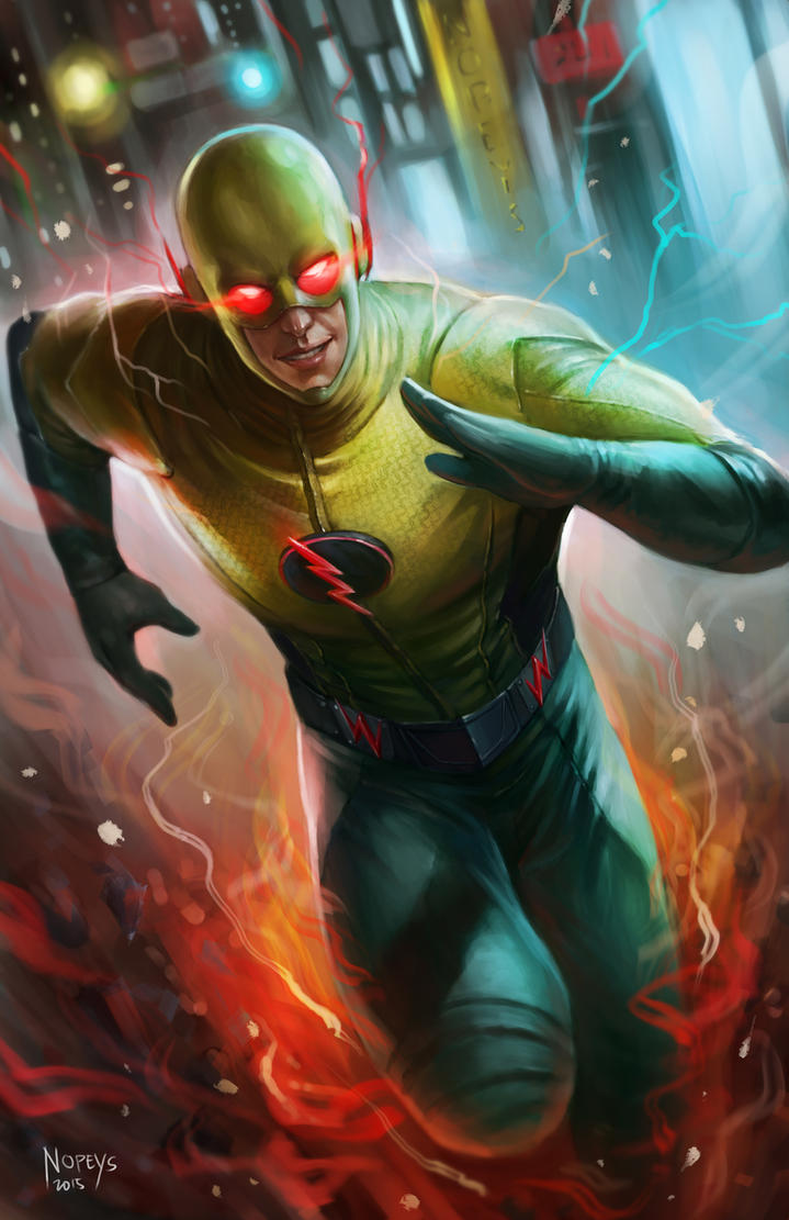 Reverse Flash by NOPEY...