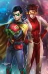 Robin and Impulse