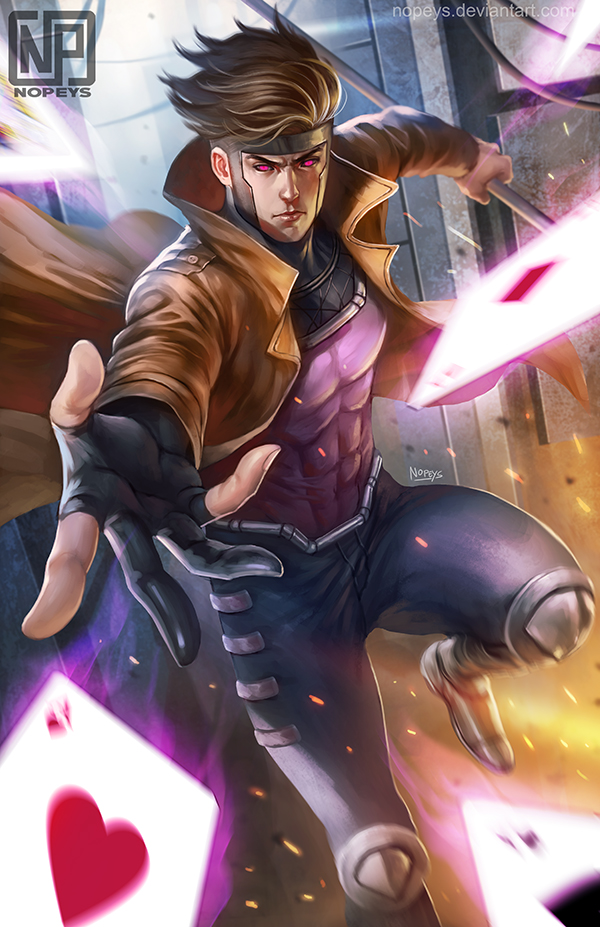 Gambit by NOPEYS