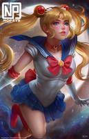 Sailormoon REVISED by NOPEYS