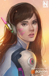 Catriona Gray DVA version by NOPEYS