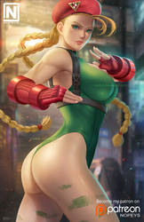 Cammy by NOPEYS