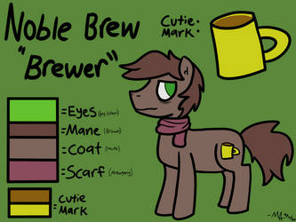 Updated Brew Reference!