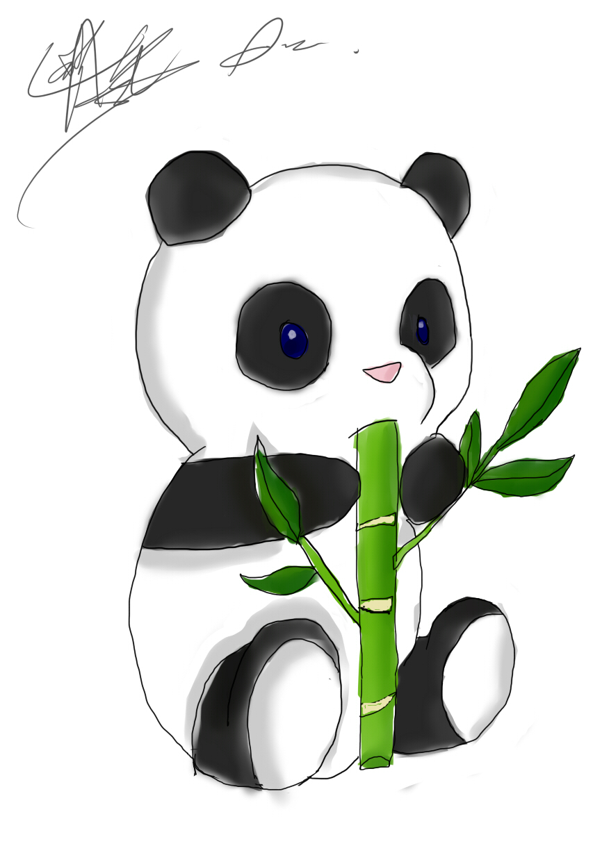 Panda Chibi | Amazing Wallpapers
