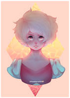 Pink diamond - [Steven Universe] by Pandahero2001