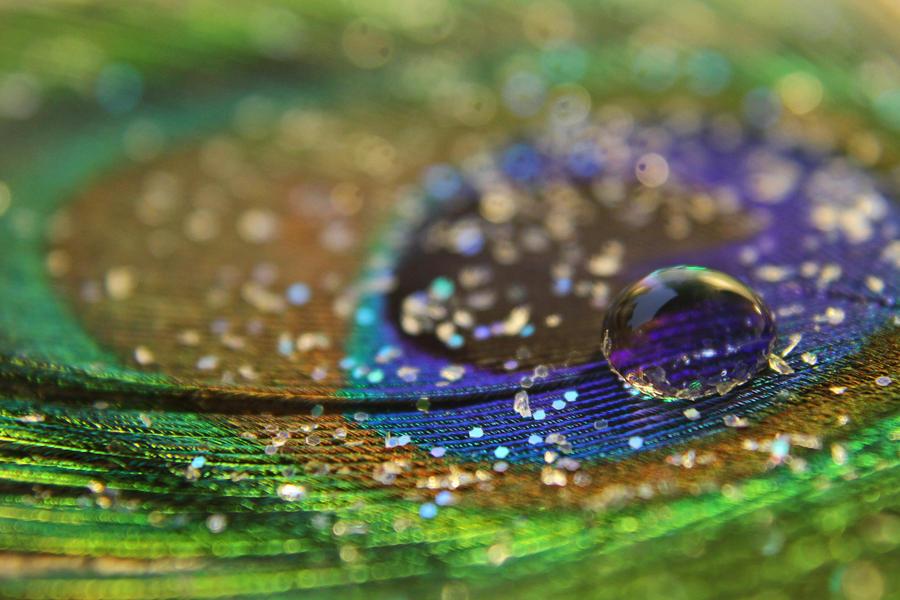 A little bit of magic by xLeane