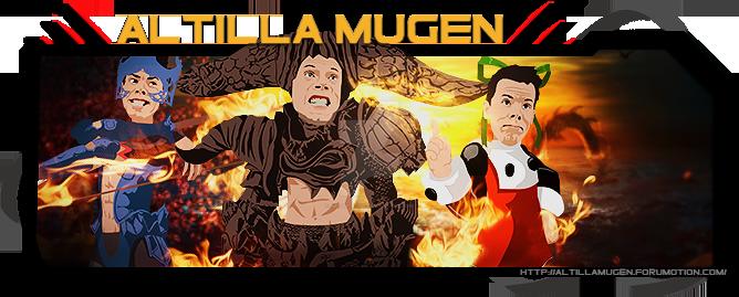 Forum Banner: ALTILLA MUGEN by Mecha-Azrid
